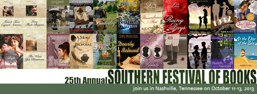 Southern Festival of Books!